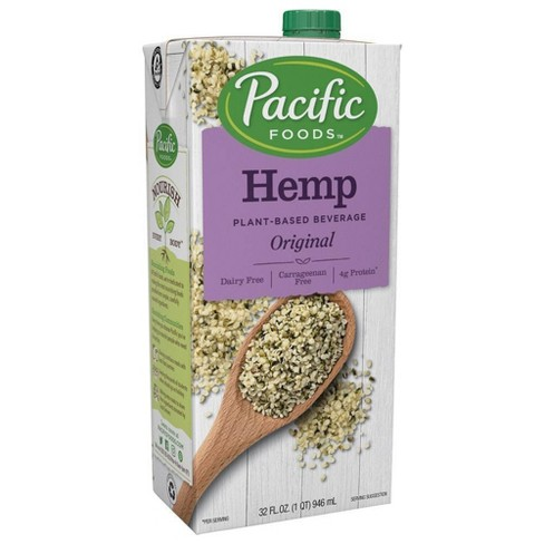 Pacific Foods Hemp Non-Dairy Beverage - 32 fl oz - image 1 of 3