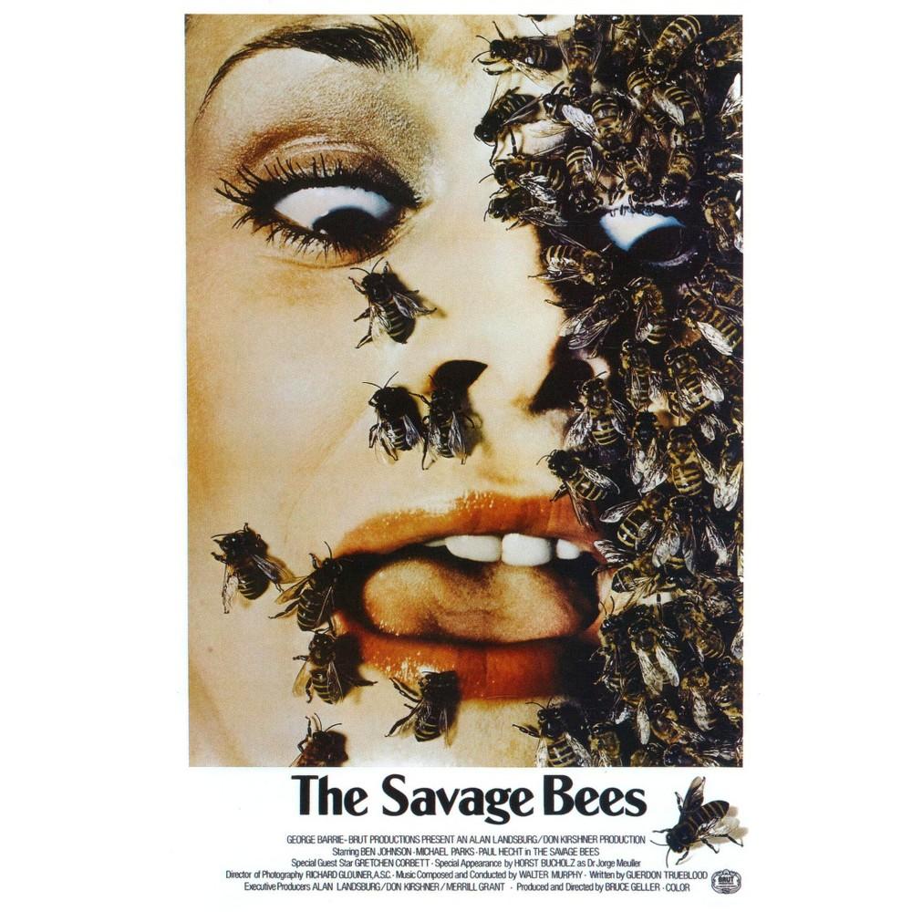 Savage Bees (Dvd), Movies