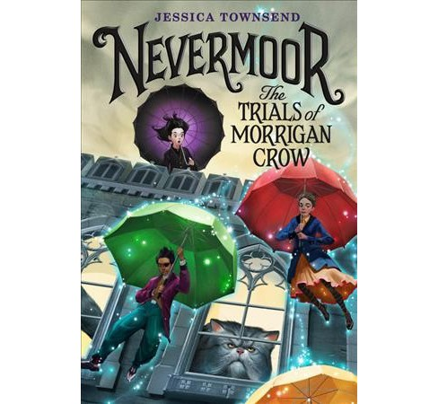 Trials of Morrigan Crow -  (Nevermoor) by Jessica Townsend (Hardcover) - image 1 of 1