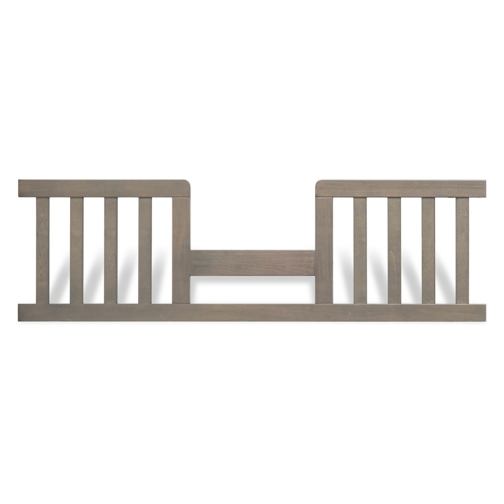 Child Craft Kelsey Toddler Guard Rail for Redmond & Kelsey 4-in-1 Convertible Cribs - Dapper Gray