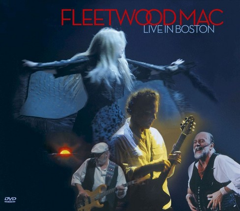 Fleetwood Mac - Live in boston (CD) - image 1 of 2