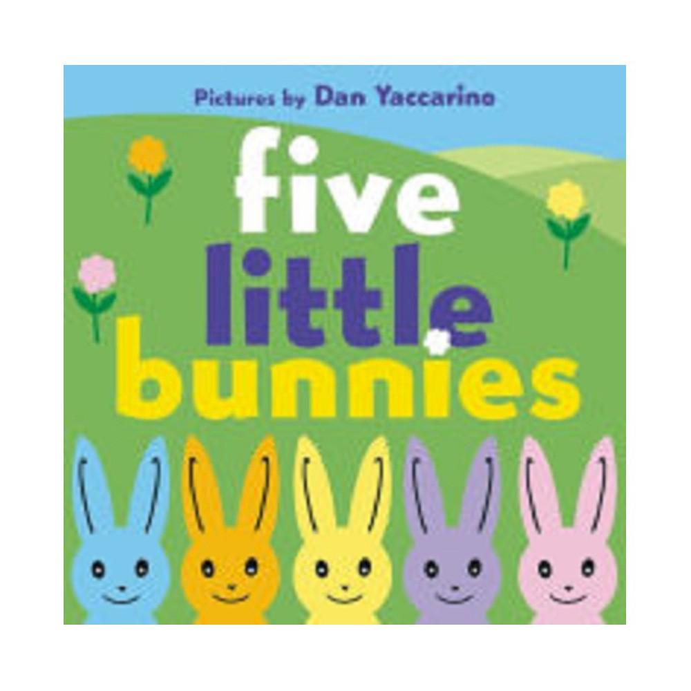 Five Little Bunnies (Board)