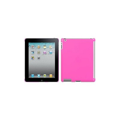 MYBAT For Apple iPad 2/3/4 Pink Hard Case Cover