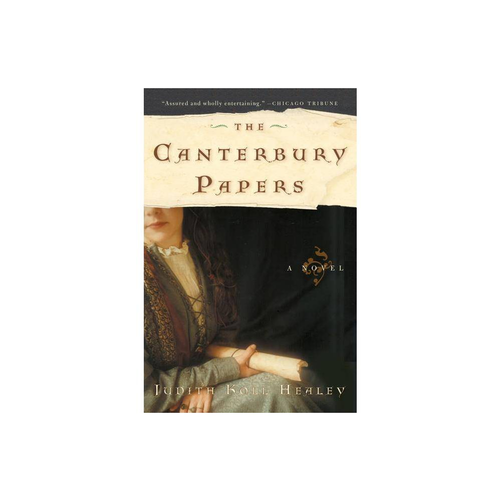 The Canterbury Papers Alais Capet By Judith Koll Healey Paperback