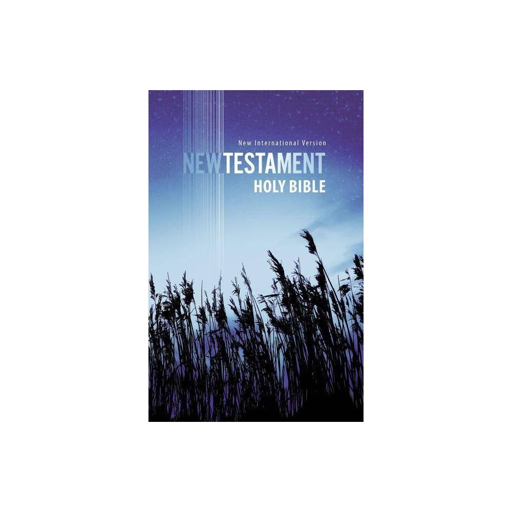 Outreach New Testament Niv By Zondervan Paperback