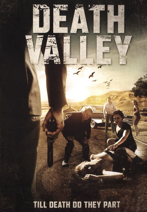 Death Valley (DVD) - image 1 of 1
