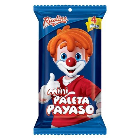 Ricolino Mini Paleta Payaso - 4pcs - image 1 of 1