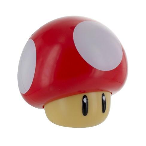 Nintendo Super Mario Mushroom LED Nightlight - image 1 of 3