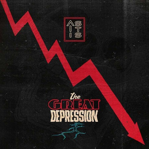 As It Is - Great Depression (CD) - image 1 of 1