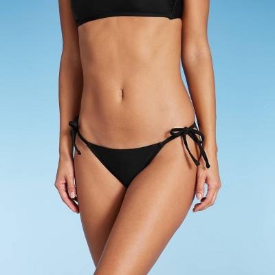 Juniors' String Bikini Bottom - Xhilaration™