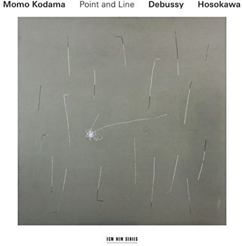 Momo Kodama - Point And Line (CD) - image 1 of 1