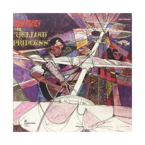 John Fahey - Yellow Princess (Vinyl) - image 1 of 1