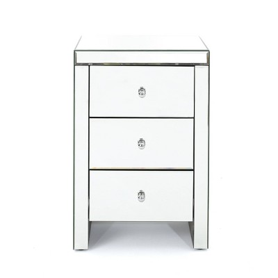 Fianna Classic Cabinet Silver - Christopher Knight Home