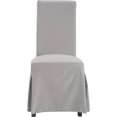 Set of 2 Hayes Slipcover Dining Chair - Click Décor
