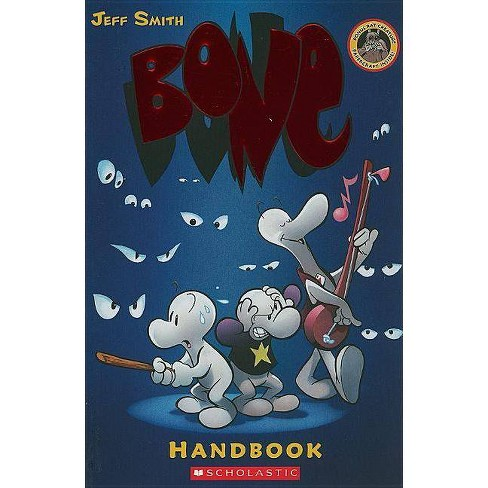 Bone Handbook - (Bone Reissue Graphic Novels (Paperback)) by  Jeff Smith (Paperback) - image 1 of 1