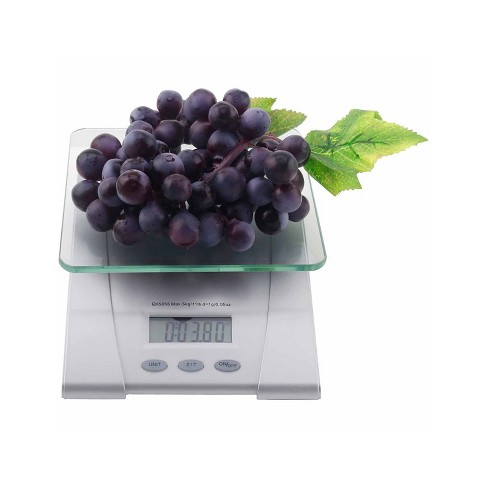 New 5Kg x 1g Digital Kitchen Scale Diet Food Compact Kitchen Scale 10lb x 0.04oz