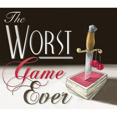 Worst Game Ever Board Game