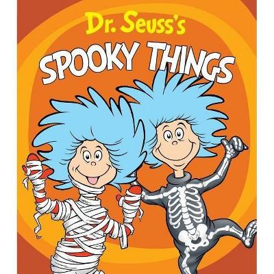 Dr. Seuss's Spooke Things (Board Book) by Dr. Seuss