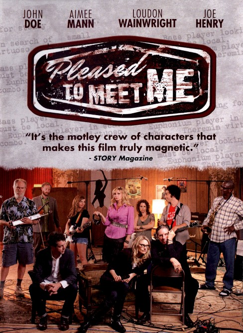 Pleased to meet me (DVD) - image 1 of 1