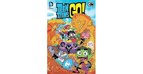 Teen Titans Go! 1 : Party, Party! (Paperback) (Sholly Fisch & Amy Wolfram & Merrill Hagan & Ricardo - image 1 of 1