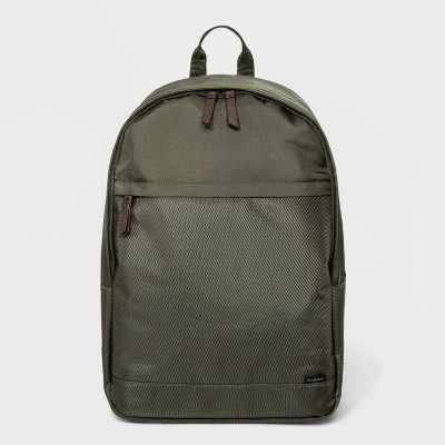 Men's Dome Backpack - Goodfellow & Co™ Olive Green