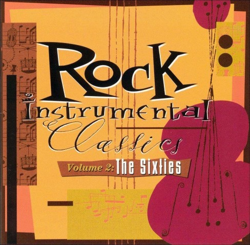 Various - Rock instrumental classics vol 02 (CD) - image 1 of 1