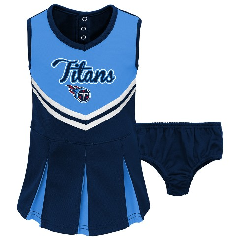 69c08f6e NFL Tennessee Titans Infant/ Toddler In the Spirit Cheer Set