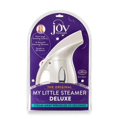 Deluxe Garment Steamer White - Joy Mangano