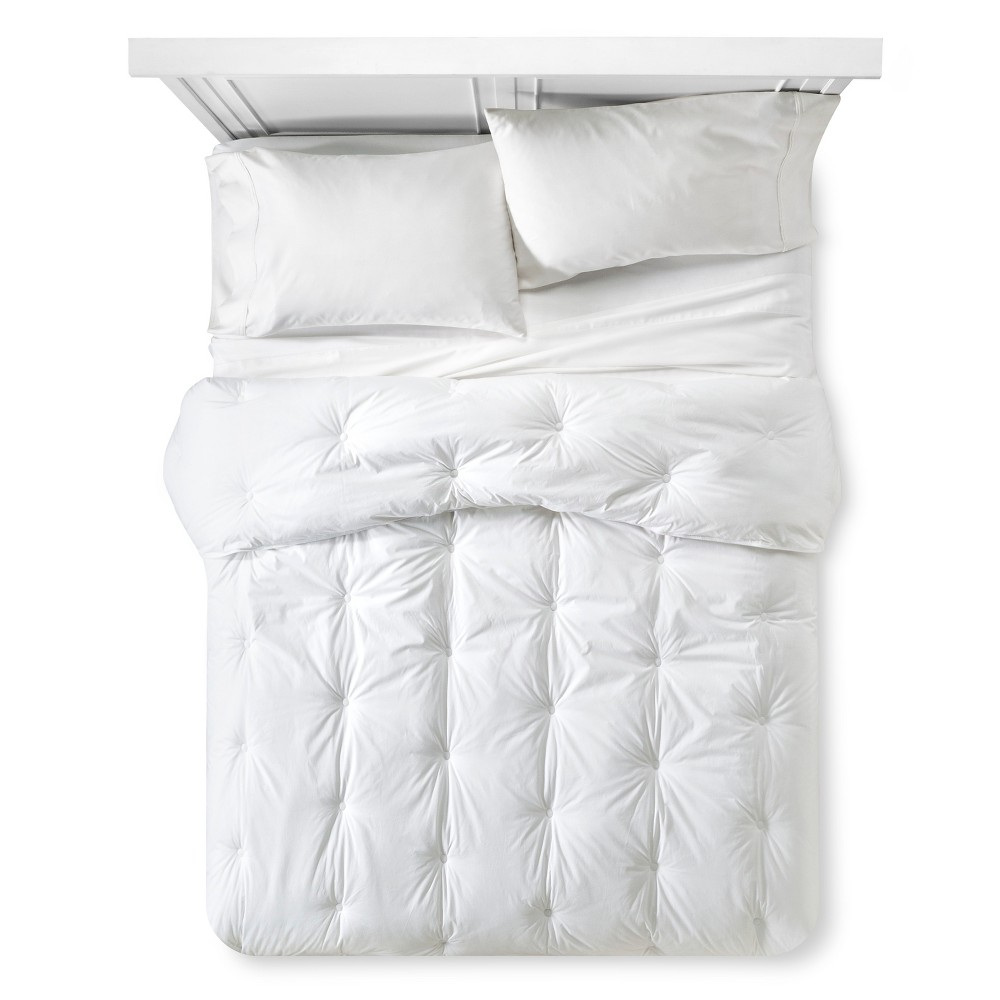 Spring Air Serenity Supreme Comforter - White (Twin)