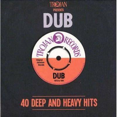 Various Artists - Trojan Records Presents: Dub- 40 Deep And Heavy Hits (CD)