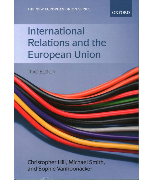 International Relations and the European Union -  (Paperback) - image 1 of 1