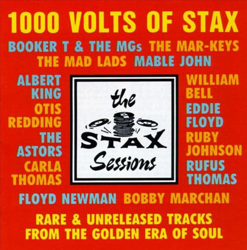Various - 1000 volts of stax (CD) - image 1 of 1