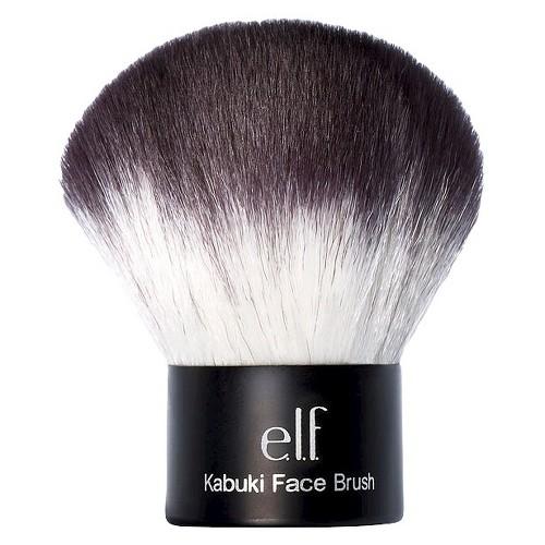 e.l.f. Kabuki Face Brush, makeup brushes and sets