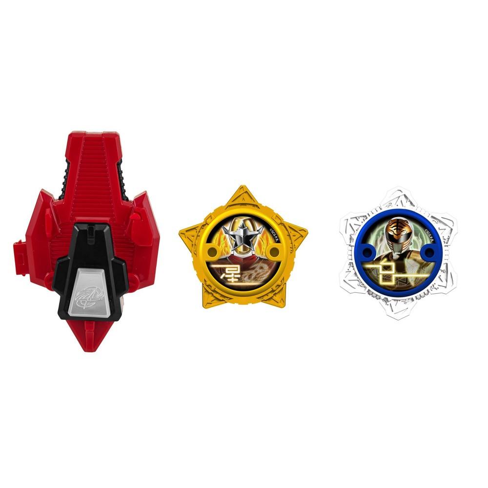 Power Rangers Super Ninja Steel - Ninja Power Star Element Star Fire Mode Pack