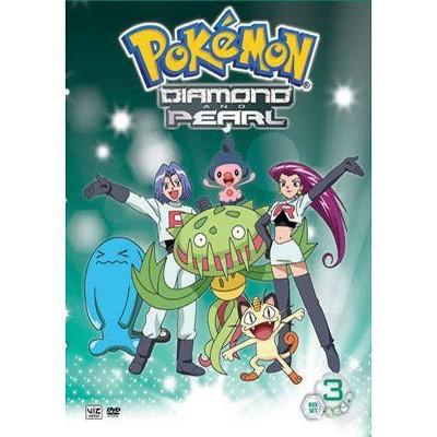 Pokemon Diamond & Pearl: Collection 3 (DVD)(2009)