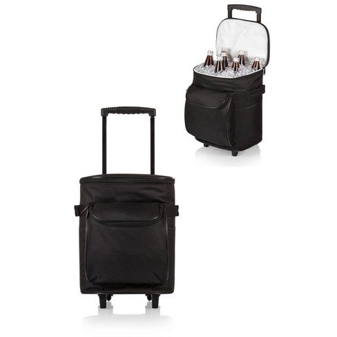 Picnic Time Portable Cooler - Black - image 1 of 4