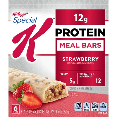 Granola & Protein Bars: Special K Protein Meal