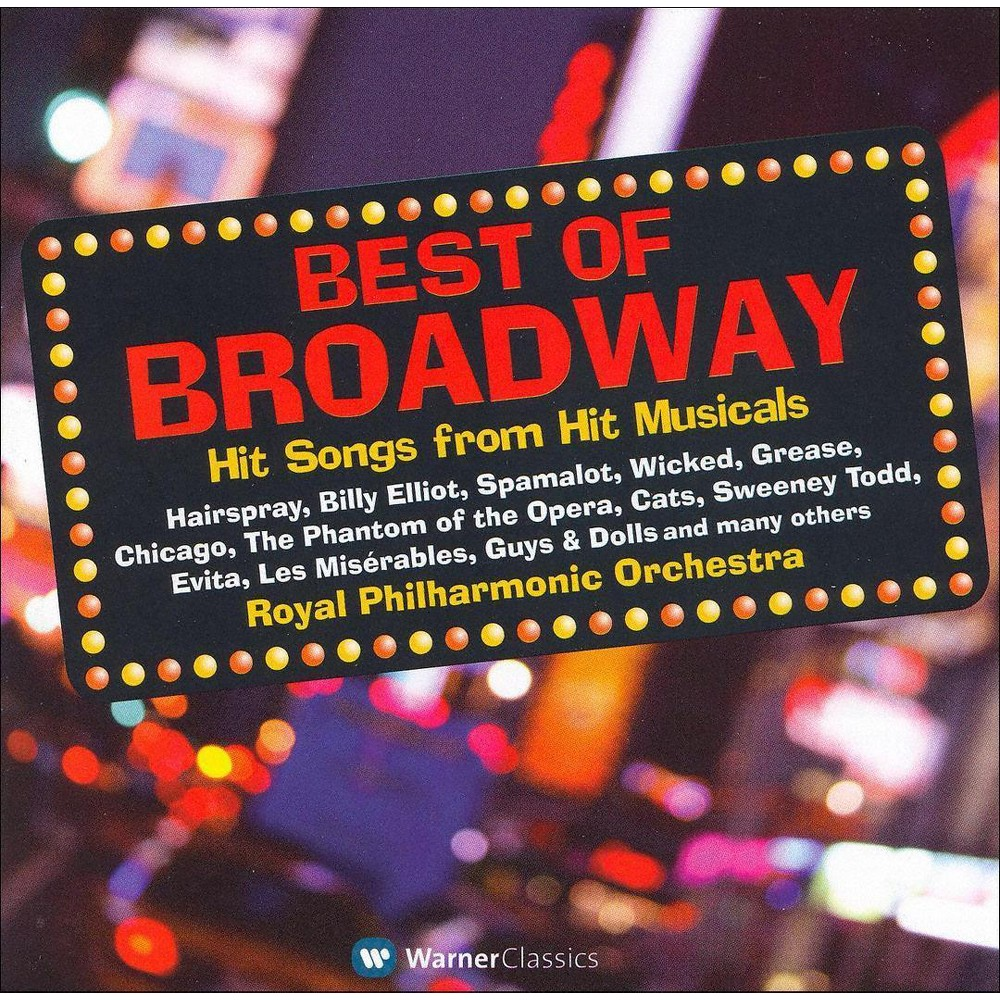 Royal Philharmonic O - Best Of Broadway (CD)