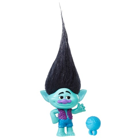 DreamWorks Trolls Collectible Figure with Critter - Branch - image 1 of 2