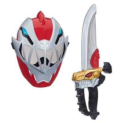 Power Rangers Dino Fury Red Ranger Gear Up Pack