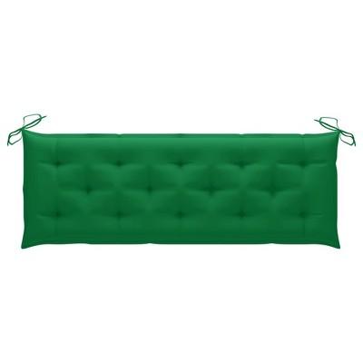 vidaXL Garden Bench Cushion Fabric Outdoor Seating Pads Multi Colors/Sizes