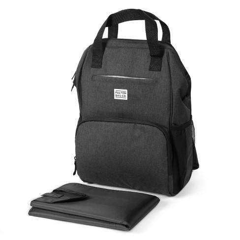 Fulton Bag Co. Wide Mouth Backpack Diaper Bag - image 1 of 4