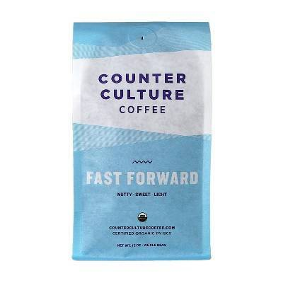 Counter Culture Fast Forward Medium Roast Whole Bean Coffee - 12oz