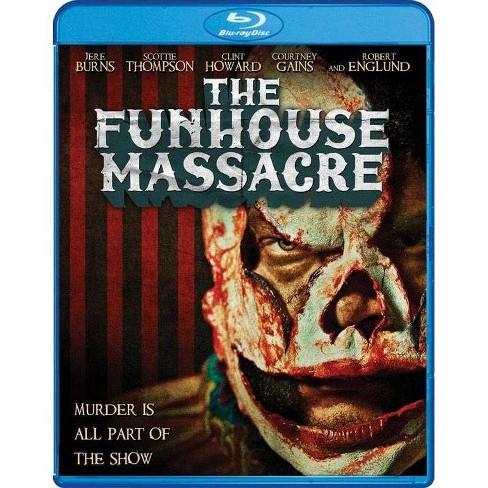 The Funhouse Massacre (Blu-ray) - image 1 of 1