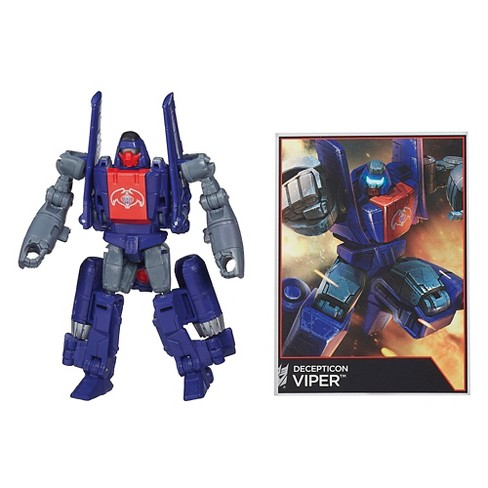 Transformers Generations Combiner Wars Legends Class Decepticon Viper Figure - image 1 of 3
