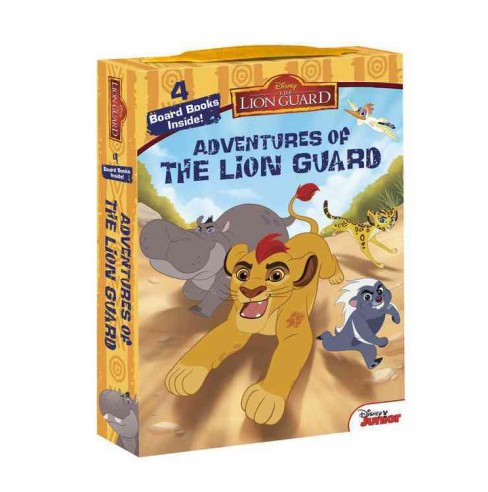 Adventures of The Lion Guard (Hardcover) - image 1 of 1