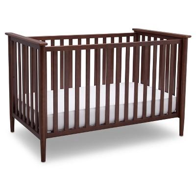 Delta Children Greyson 3-in-1 Convertible Crib - Walnut