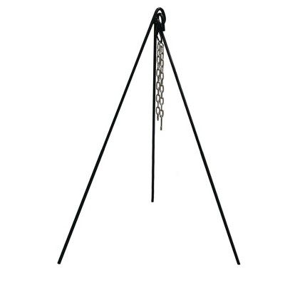 Stansport Steel Camp Fire Tripod With S Hook