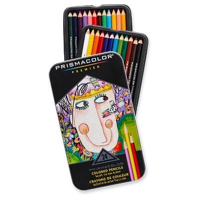 Prismacolor® Premier® Colored Pencils - 24ct