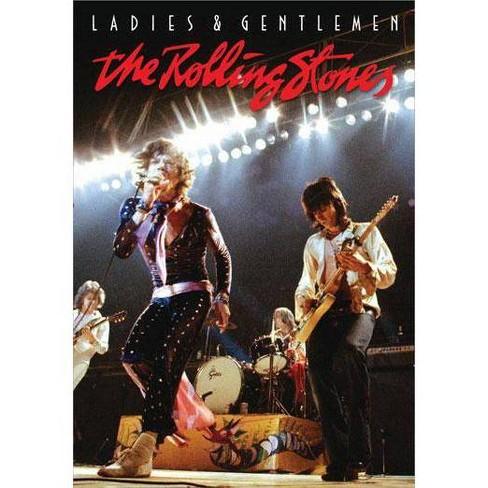 Ladies & Gentlemen, The Rolling Stones (DVD) - image 1 of 1